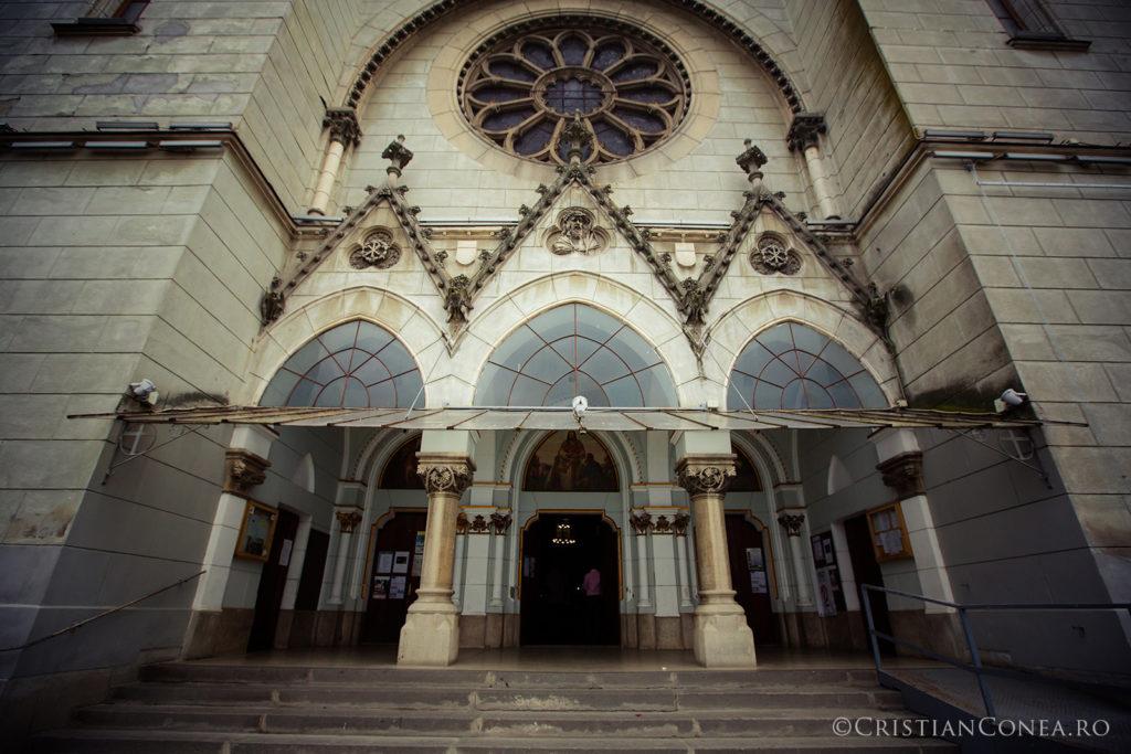 biserica romano catolica timisoara